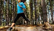 Trening i naturen frister lite aktive mest