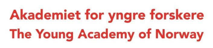 Logoen til Akademiet for yngre forskere er utviklet av Egon Låstad. (Foto: (Logo: Egon Låstad))