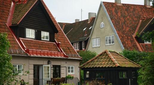 Rike og fattige flytter fra hverandre i Oslo
