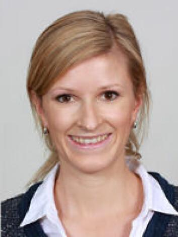 Ragnhild Eek Brandlistuen er forsker på Farmasøytisk institutt ved Universitetet i Oslo.  (Foto: UiO)
