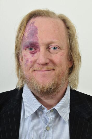 Dag Harald Claes. (Foto: UiO)