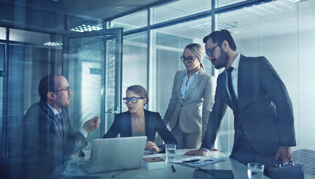 Strategiarbeid er ikke noe som skjer i en bestemt rekkefølge, ifølge BI-forsker Katja M. Hydle.  (Foto: Microstock, NTB scanpix)