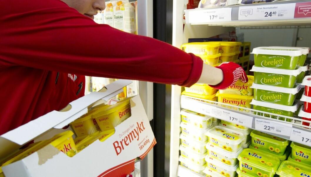 – Vi en styrking av dagligvarebransjen på bekostning av forbrukeren, skriver forskere fra Norsk senter for bygdeforskning i denne kronikken. (Illustrasjonsfoto: Heiko Junge, NTB Scanpix)