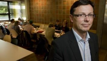 UiB har ingen oversikt over forskningen som ikke blir publisert, men rektor Dag Rune Olsen vil skaffe seg det. (Foto: Tor Erik H. Mathiesen, VG)