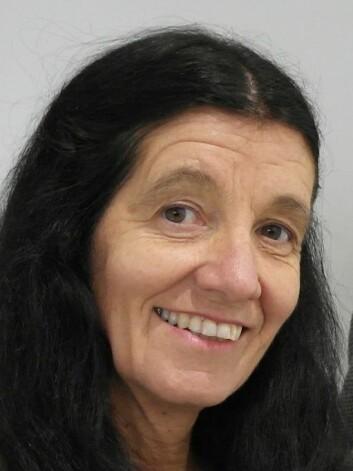 Professor Catharina de Lange Davies ved NTNU.  (Foto: Claude R. Olsen)