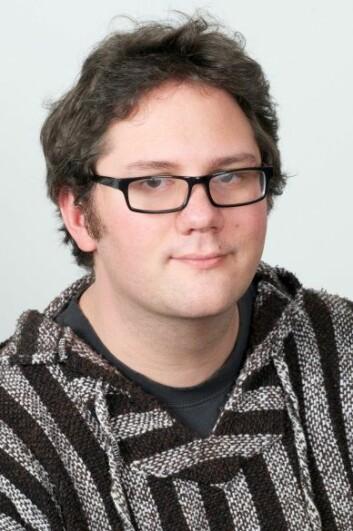 Andreas Kotsdam, postdoktor ved EPOS.  (Foto: UiO)