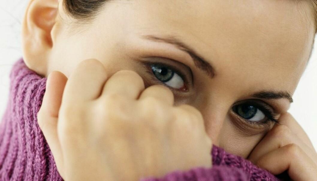 Gynekologisk kreft er kvinnekreften ingen snakker om. (Illustrasjonsfoto: Colourbox)