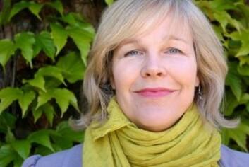 Kari Nyheim Solbrække forsker på kvinners erfaringer med livet etter gynekologisk kreft og hysterektomi; fjerning av livmoren.  (Foto: Ida Irene Bergstrøm)