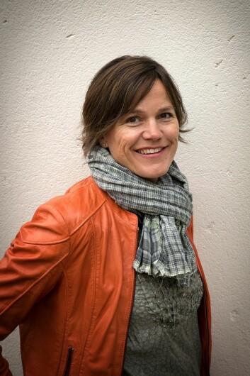 Sosialantropolog Trude Hella Eide i Østlandsforskning forsker mye på mangfold, blant annet i oppdrag av Forsvaret.  (Foto: Fotograf Katrine)