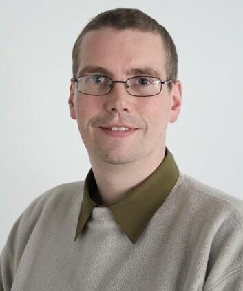 Justin Wells. (Foto: Per Henning, NTNU)