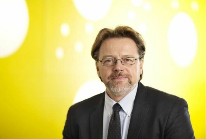 – Forskere må selv sørge for at personopplysninger er forsvarlig sikret, påpeker Atle Årnes.  (Foto: Hans Fredrik Asbjørnsen)
