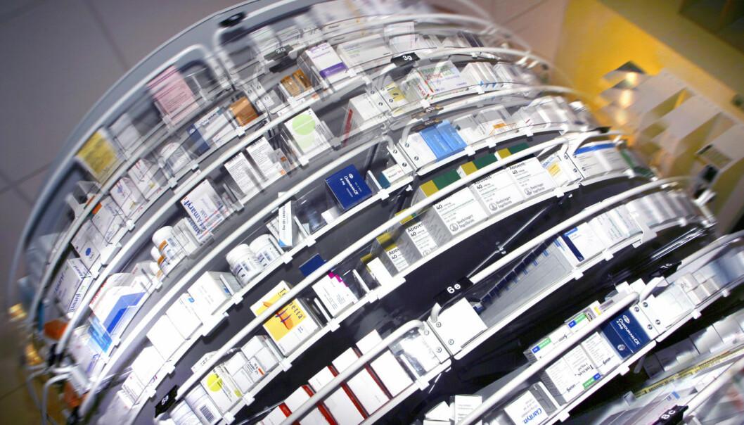 Halvparten av studiene som er gjennomført på medisinene vi bruker i dag, er ikke publisert. Dermed blir informasjon som burde vært tilgjengelig for deg, meg og helsepersonell, istedet gjemt bort. (Foto: NTB Scanpix)
