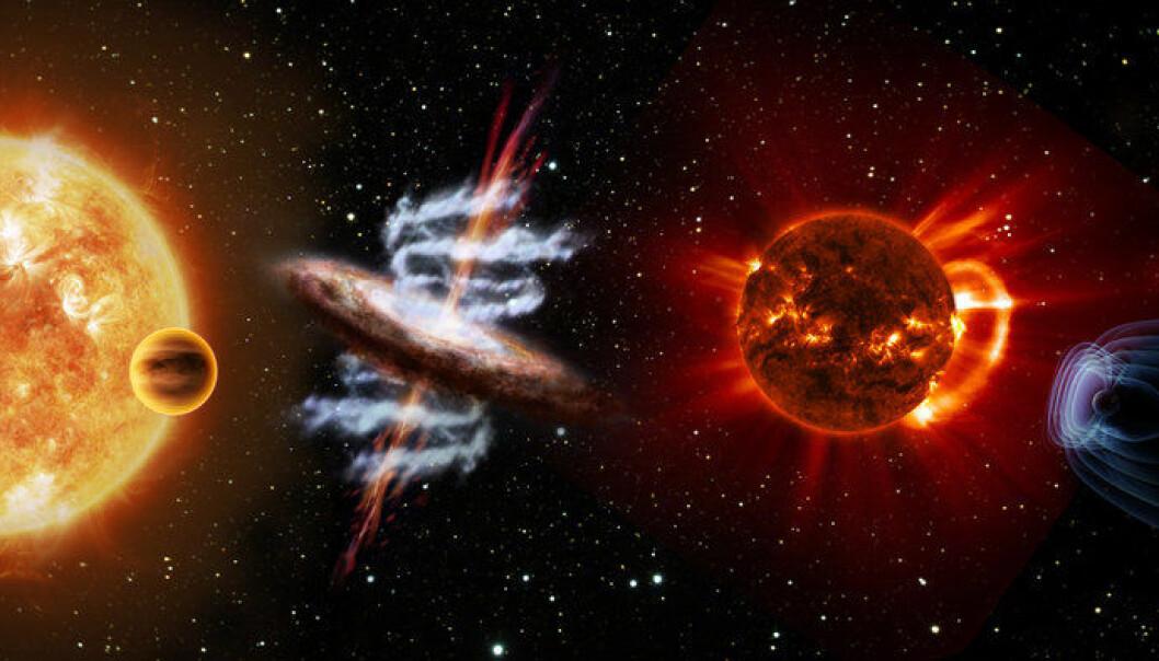 Tre kandidater for fremtidens romsonder