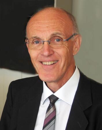 Professor Per Farup ved NTNU.  (Foto: Privat)