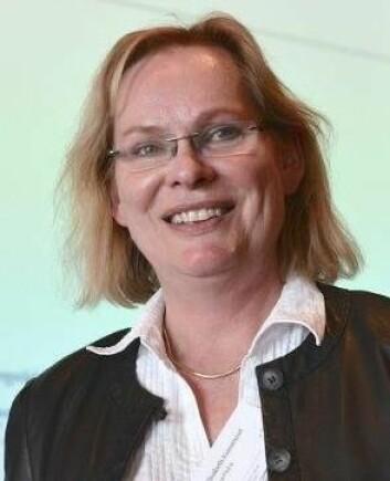 Elisabeth Kommisrud. (Foto: Eirik Vigsnes)