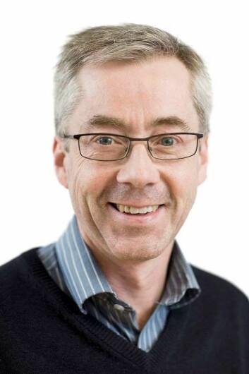 Steinar Krokstad er professor og daglig leder ved HUNT forskningssenter.   (Foto: Geir Mogen/NTNU)