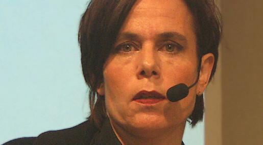 Første kvinnelige leder for Svenska Akademien