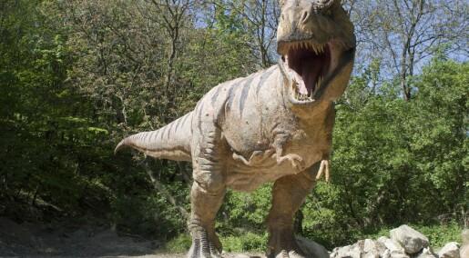 - Den nye Jurassic World-filmen ligner noe fra 90-tallet