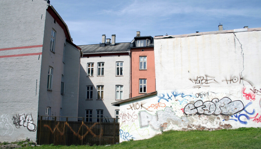 Er dette et skummelt sted hvor Oslo-boerne føler seg utrygge? (Foto: Microstock)