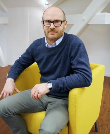 Publiseringsindikatoren har blitt misbrukt, seier Vidar Røeggen, seniorrådgjevar i Universitets- og høgskolerådet.  (Foto: Elin Fugelsnes)