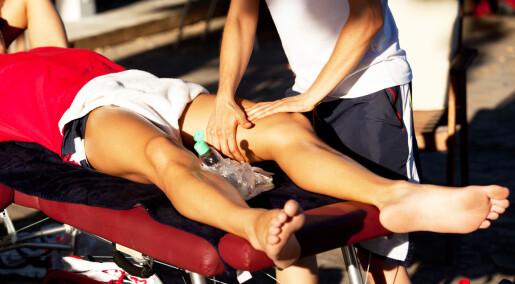 Fysioterapeuter i Norge mer likestilte enn i andre land