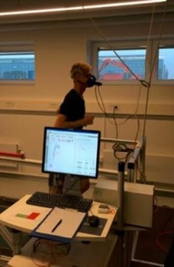 Mer detaljerte undersøkelser av AB-spillerne – inkludert muskelbiopsier – blir nå analysert av forskerne ved Københavns Universitet.  (Foto: ab-fodbold.dk)