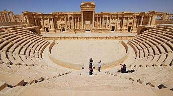 Norske forskere løste Palmyra-gåten