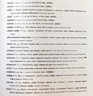 Den nye ordboken inneholder ord, bøyingsformer og setninger hentet fra Pippi for å vise hvordan grammatikken fungerer.