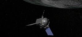 Asteroide-industri i støpeskjeen
