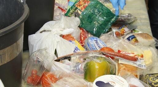 Ny innpakning skal gjøre at vi kaster mindre mat
