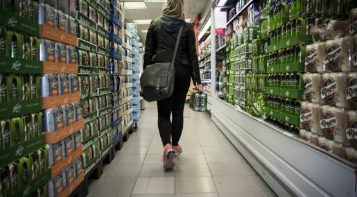 Mer alkohol til mindreårige med billig butikkdrift