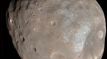 Base på Mars-månen Phobos i 2033?