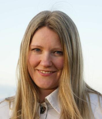 Kristine Gismervik. (Foto: Frøya Gismervik)