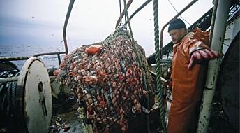 Eit juridisk puslespel i Nordsjøen