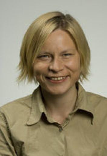 Beate Elvebakk er forsker ved Transportøkonomisk institutt.  (Foto: TØI)