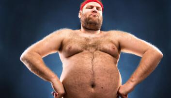 Når menn er opptatt av utseende og kropp oppfattes det som lite maskulint. Men mennene fra Hedmark som deltok i en studie om kropp og helse, er overraskende opptatt av hvordan kroppen deres ser ut.  (Foto: Microstock/NTB scanpix)