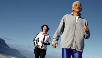 Trening hjelper alzheimerpasienter til å bevare sine mentale ferdigheter og sin livskvalitet, viser en ny studie.  (Foto: Colourbox)