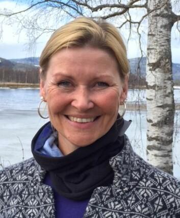 Kristin E. Gangås er forsker ved Høgskolen i Hedmarks campus på Evenstad i Østerdalen.  (Foto: Bård Amundsen)
