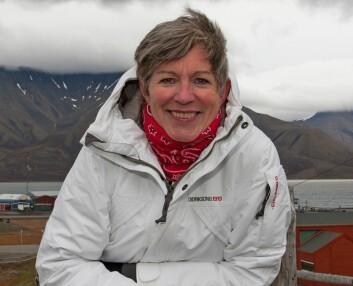 Ragnhild Rønneberg, som tidligere ledet Longyearbyen CO2 Lab, tror Svalbard kan bli et utstillingsvindu for forskning på CO2 -håndtering. (Foto: Tone J. Sund)