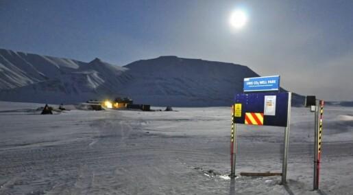 Fant overraskelser i borehullene på Svalbard
