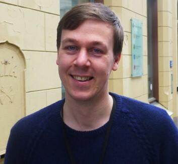 Jakob Utgård. (Foto: Audun Farbrot)