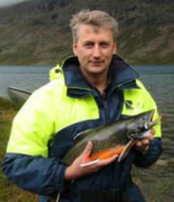 Professor Per-Arne Amundsen. (Foto: UiT)