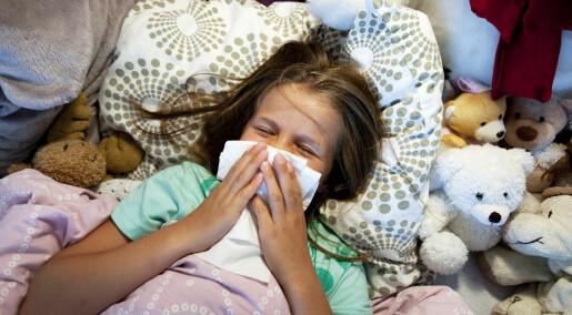 Gener skrur opp immunforsvaret om vinteren