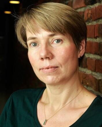 Anne Skevik Grødem forteller om mangelfull informasjon fra legene til Nav, og at legene vet for lite om jobben til den sykmeldte til å kunne sette en realistisk sykmeldingsprosent.  (Foto: Institutt for samfunnsforskning)