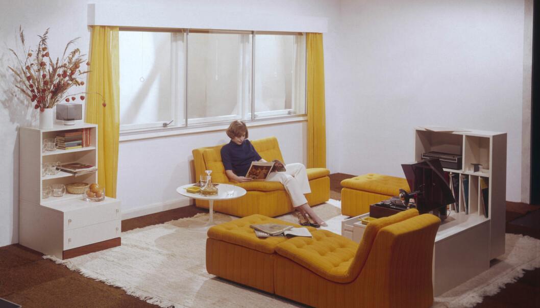 Design fra 60-tallet gir håp for fremtiden