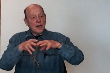 Samfunnsforskeren James Scott har skrevet klassikeren «Seeing Like a State». Nå jobber han med en ny bok om statens rolle i oldtidssamfunn.  (Foto: Leif Gjerstad)