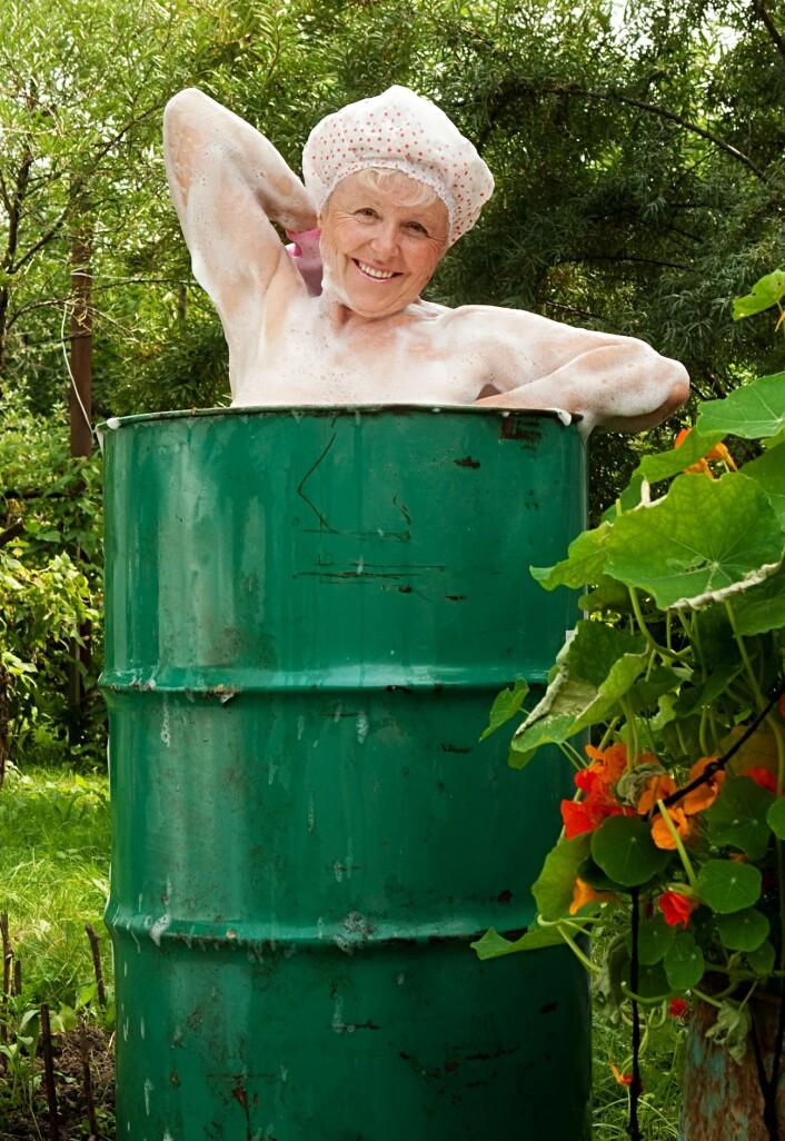 Fremtidens eldrevask? (Illustrasjonsfoto: Colourbox)