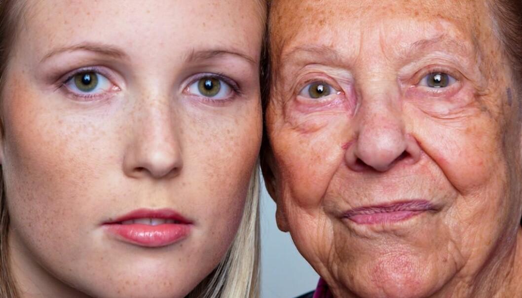Forskarar håpar å kunne førebygge aldringsteikn ved å forstå kvifor vi eldest. (Foto: Colourbox)