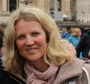 Ingeborg Hartz, forsker ved Høgskolen i Hedmark.  (Foto: Privat)
