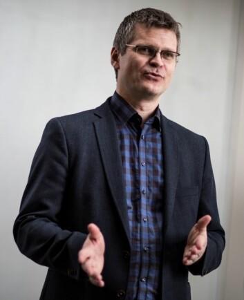 Pål Rasmus Sileth. (Foto: Torbjørn Brovold, BI)
